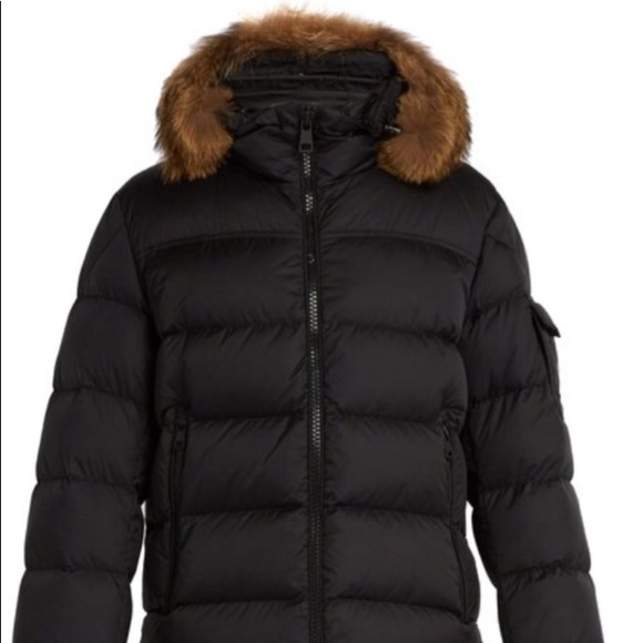 63b2d85d5 Moncler Marque Quilted Down Puffer Coat - like new